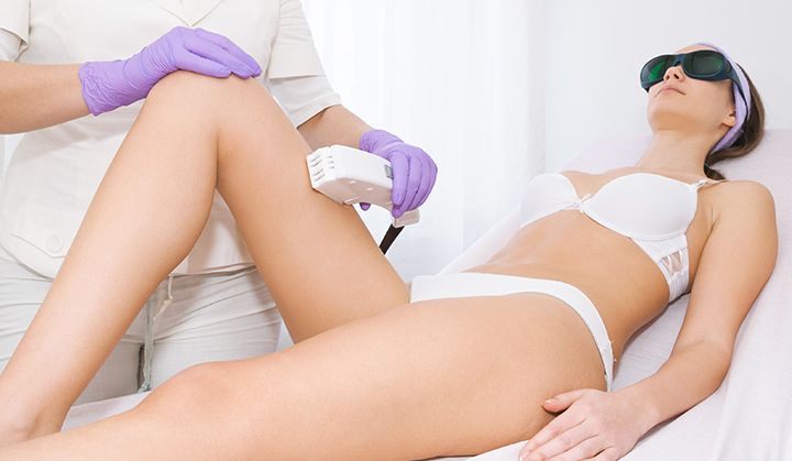 Laser Hair Removal Female