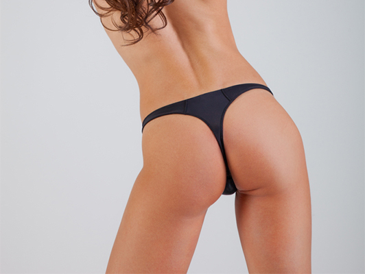 buttocks augmentation UK