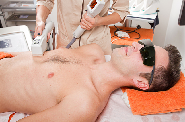 Laser Hair Removal Male
