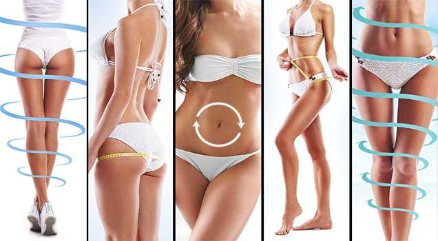 Здоровое спортивное женское тело фото