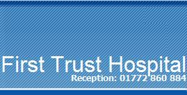 First Trust Hospital Logo