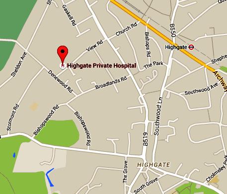 Highgate Private Hospital