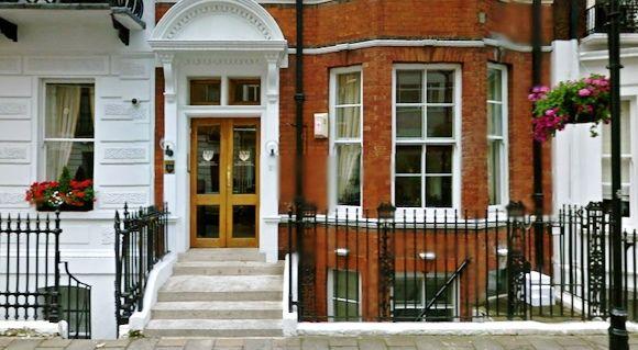 London Welbeck Hospital Exterior